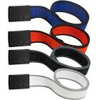 2015 Mizuno Belt MRB Metal Logo Mens Funky Golf Webbing Belt - One Size