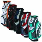 """NEW For 2015"" Callaway Chev ORG Cart Bag Mens Golf Trolley Bag 14-Way Divider"
