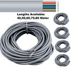RJ45 Network Ethernet Cat5 ADSL LAN Patch Bulk Roll Cable Lead 60 70 80 Meters