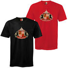 Sunderland AFC Official Football Gift Mens Crest T-Shirt (RRP £14.99!)