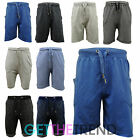 Mens Plain 3/4 Shorts Mens Branded Pique Slub Cotton Summer Shorts Casual Pants