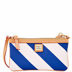 Dooney & Bourke Chevron Large Slim Wristlet