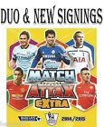 Match Attax EXTRA 2014/2015  DUO / NEW SIGNING cards 14/15