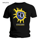 Official T Shirt PRIMAL SCREAM Black Yellow Screamadelica #2