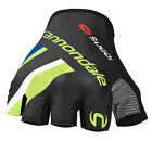 Sugoi Cannondale Pro Cycling Team Summer Cycling Gloves in Black