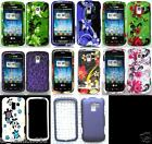 Cover DESIGN / COLOR Case For LG Optimus Zip L75C LG Optimus Q L55C VS700 VM701
