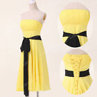 APRIL GIFT USPS SHIP Homecoming/Graduation Bridesmaid Evening Party Gown Dresses