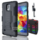 For LG L90 SERIES Rugged Hybrid L Stand Holster Case Cover Colors