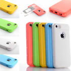 Heavy Duty Hybrid Dirt Shockproof Hard Armor Case Cover For Apple iPhone 5C New
