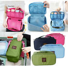 Travel Organizer Bra Underwear Pouch Cosmetic Toiletry Bag Luggage Storage Case