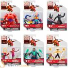 Bandai Official Big Hero 6 10cm Baymax Articulated Toy Action Figures