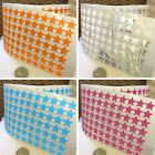 280 Star Shape Vinyl Stickers 15mm Self Adhesive Peel & Stic