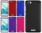 BLU Studio Energy D810L HARD Rubberized Protector Case Phone Cover+ Screen Guard