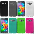 Phone Cover TPU Gel Case FOR Samsung Galaxy Grand Prime SM-G530H (Cricket)