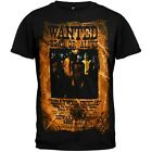 Hollywood Undead - Wanted Poster T-Shirt