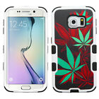 Cannibas Best Deals - For Samsung Galaxy S6 EDGE IMPACT TUFF HYBRID Protector Case Skin Phone Cover
