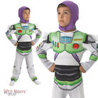 FANCY DRESS COSTUME ~ CHILDS DISNEY TOY STORY CLASSIC BUZZ LIGHTYEAR AGES 3-8