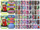 LG Ultimate 2 L41C IMPACT TUFF HYBRID Protector Case Skin Phone Cover Accessory