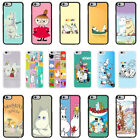 Moomins Cartoon Case Cover for Apple iPhone 4 4S 5 5S 6 Plus - 41