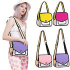New Unique Womens 3D Drawing Handbag Nylon Cartoon Paper Shoulder Messenger Bags
