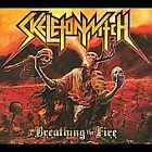 Breathing the Fire by Skeletonwitch (2009, Prosthetic) CD & PAPER SLEEVE ONLY