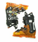 Used Dalbello Axion 9 Black & Orange Ski Boots Men's Size