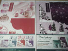 Hunkydory Christmas Creations Kits 3 Sheets Per Pack Choice Baubles or Trees