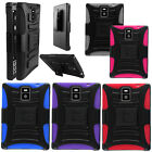 Rhino Kickstand Hard Cover Holster Belt Clip Case  For Blackberry Passport