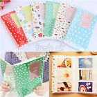 84 Pockets Album Storage Case For Polaroid Mini Film Size Photo FujiFilm Instax