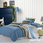 Single/Double/Queen/King Bed Cotton Quilt Covers Set-Reverie Linen Duvet Covers