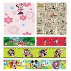 DISNEY MICKEY & MINNIE MOUSE WALLPAPERS AND BORDERS KIDS BEDROOM WALL DECOR