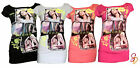 WOMENS LADIES LOVE TO PARTY PRINTED TOPS SIZE 8-14 MADE IN UK
