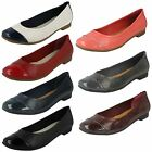 Ladies Clarks Slip On Flats - Style - Atomic Haze
