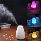 130ML Electric Ultrasonic Aromatherapy Essential Humidifier Cool Mist Diffuser
