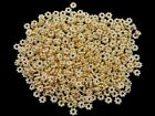 Gold Plated Daisy Spacer Beads Jewellery Craft Bead Findings 4mm 5mm & 6mm Ml