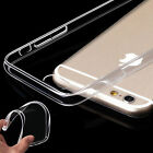 Transparent Clear Crystal Soft TPU Silicone Gel Cover Case Skin for iPhone 5s 6