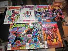 AMAZING AVENGERS LOT 1ST APPEARANCE OF SPIDERMAN IN AVNGERS KEY ISSUES!!!!