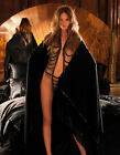 Agent Provocateur Soiree Black Cashmere Throw Shawl Leather Trim NEW RRP £1250