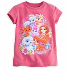 Disney Store Palace Pets Short Sleeve T Shirt Girl Size 5/6