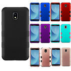 For LG Lucky L16C Leather Premium Wallet Case Flip Protector Cover +Screen Guard