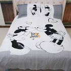 Mickey Mouse Double/Queen/King Size Quilt/Doona Cover Set New Cotton Duvet Cover