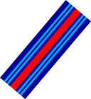 Le Mans Martini style Stripe 1.5 metres long 9cm wide Sticker decal A648bb
