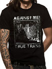 Official Against Me! (True Trans) T-shirt - All sizes