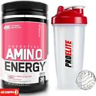 ON Optimum Nutrition AmiNO Energy 270g Increased Energy Focus Muscle Recovery