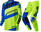 NEW 2016 SHIFT RACING ASSAULT MX DIRT BIKE GEAR COMBO YELLOW/ BLUE ALL SIZES