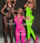 hot Fishnet Babydoll Dress Sexy Lingerie Underwear BODYSTOCKING Temptation