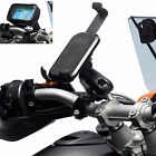 Motorcycle M6 M8 M10 Clamp Bolt Extended Bike Mount + Holder for Sony Xperia ZL