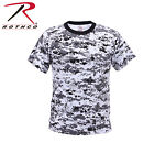 Rothco 5266 Kids Digital Camo T-Shirt - City Digital Camo