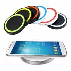 Hot Qi Wireless Charging Charger Pad Mini Mat For Samsung Galaxy S6/S6 Edge New