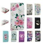 ID Wallets Cell Phone Accessories Flip Leather Case Cover For Apple iPhone 5S